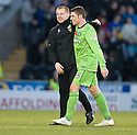 14/11/2010   Copyright  Pic : James Stewart.sct_jspa011_st_mirren_v_celtic  .::  CELTIC MANAGER NEIL LENNON WITH GOAL SCORER GARY HOOPER  AT THE END OF THE GAME ::.James Stewart Photography 19 Carronlea Drive, Falkirk. FK2 8DN      Vat Reg No. 607 6932 25.Telephone      : +44 (0)1324 570291 .Mobile              : +44 (0)7721 416997.E-mail  :  jim@jspa.co.uk.If you require further information then contact Jim Stewart on any of the numbers above.........