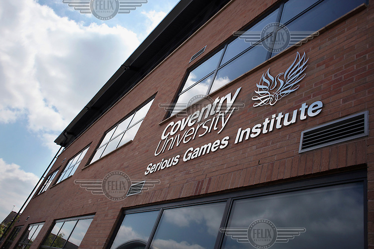 Coventry University's Serious Games Institute.