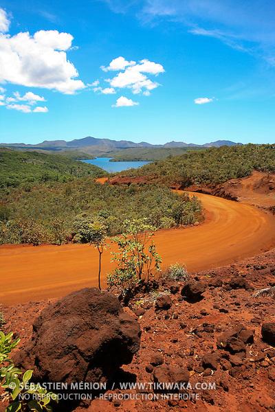 Route de Prony, Sud de la Grande Terre, Nouvelle-Calédonie