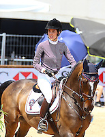 Charlotte Casiraghi during the International Monte-Carlo Jumping on day 3