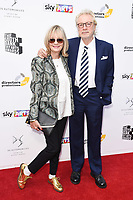 Twiggy and Leigh Lawson<br /> at the South Bank Sky Arts Awards 2017, Savoy Hotel, London. <br /> <br /> <br /> &copy;Ash Knotek  D3288  09/07/2017