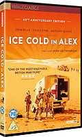 Ice Cold in Alex (1958) <br /> DVD COVER ART<br /> *Filmstill - Editorial Use Only*<br /> CAP/KFS<br /> Image supplied by Capital Pictures