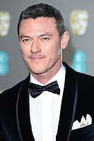 Luke Evans<br /> arriving for the BAFTA Film Awards 2019 at the Royal Albert Hall, London<br /> <br /> ©Ash Knotek  D3478  10/02/2019