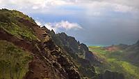 Napali Coast, Kauai County, Hawaii