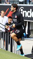 Goncalo Paciencia (Eintracht Frankfurt) - 18.08.2019: Eintracht Frankfurt vs. TSG 1899 Hoffenheim, Commerzbank Arena, 1. Spieltag Saison 2019/20 DISCLAIMER: DFL regulations prohibit any use of photographs as image sequences and/or quasi-video.
