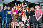 Sarah Jane Kelly, Ballyroe celebrates her 18th birthday with family and friends at The Abbey Inn on Friday