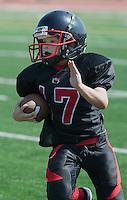 Langley Broncos vs Chilliwack  Giants Red Atom Golden Helmet Tournament