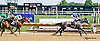 Quick N Proud winning at Delaware Park racetrack on 7/3/14
