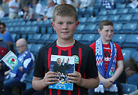 Blackburn Rovers' Fans at the start of todays match<br /> <br /> Photographer Rachel Holborn/CameraSport<br /> <br /> The EFL Sky Bet League One - Blackburn Rovers v Oxford United - Saturday 5th May 2018 - Ewood Park - Blackburn<br /> <br /> World Copyright &copy; 2018 CameraSport. All rights reserved. 43 Linden Ave. Countesthorpe. Leicester. England. LE8 5PG - Tel: +44 (0) 116 277 4147 - admin@camerasport.com - www.camerasport.com