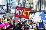 Women's March Against Trump