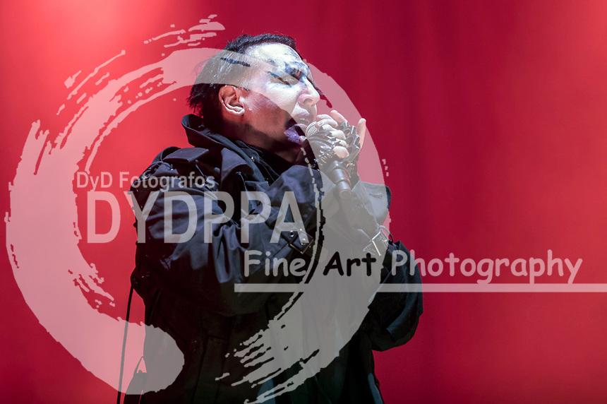 Marilyn Manson live auf dem 28. Wacken Open Air Festival - W:O:A 2017. Wacken, 04.08.2017