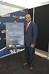 Manhattan, New York City, New York, USA. October 10, 2015. Astronaut Robert (Beamer) Curbeam who is currently tied for the record for most spacewalks (4) during a single spaceflight, is a panelist on Secret Space Escapes - The Real Life Gravity Panel, at the 10th Annual New York Comic Con. Secret Space Escapes is a new series scheduled to begin November on the Discovery Science Channel. NYCC 2015 is expected to be the biggest one ever, with over 160,000 attending during the 4 day ReedPOP event, from October 8 through Oct 11, at Javits Center in Manhattan.