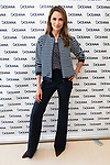 "Spanish model Almudena Fernandez during the presentation of the campaign ""#StopOverFishing"" of Oceana at Oceana headquarter in Madrid. March 23, 2017. (ALTERPHOTOS/Borja B.Hojas)"