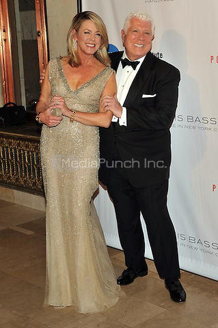 New York,NY- May 9:  Deborah Norville, Dennis Basso at the 2016 FIT Annual Gala in New York City on May 9, 2016. Credit: John Palmer / MediaPunch
