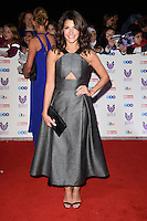 LONDON, UK. October 31, 2016: Natalie Anderson at the Pride of Britain Awards 2016 at the Grosvenor House Hotel, London.<br /> Picture: Steve Vas/Featureflash/SilverHub 0208 004 5359/ 07711 972644 Editors@silverhubmedia.com