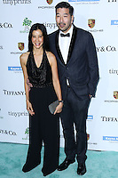 CULVER CITY, LOS ANGELES, CA, USA - NOVEMBER 08: Lisa Ling, Paul Song arrive at the 3rd Annual Baby2Baby Gala held at The Book Bindery on November 8, 2014 in Culver City, Los Angeles, California, United States. (Photo by Xavier Collin/Celebrity Monitor)