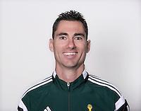 FUSSBALL Fototermin FIFA WM Schiedsrichter  09.04.2014 Benjamin WILLIAMS (Australien)