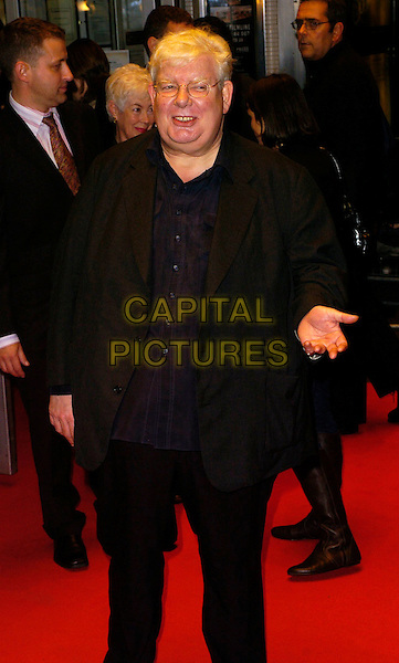 RICHARD GRIFFITHS.The Times BFI London Film Festival: Venus - gala screening, Odeon West End, London, UK..October 19th, 2006.Ref: CAN.half length black jacket .www.capitalpictures.com.sales@capitalpictures.com.©Can Nguyen/Capital Pictures