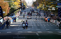 NEW YORK NY - NOVEMBER 03: Elite runners attend the annual New York City Marathon on New York City on November 03, 2019.  (Photo by Kena Betancur/VIEWpress)