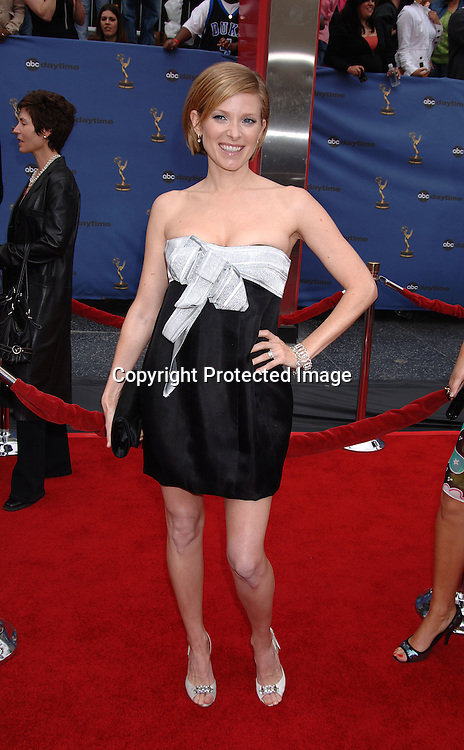 Cady McClain ..arriving at The 33rd Annual Daytime Emmy Awards..on April 28, 2006 at The Kodak Theatre...Robin Platzer, Twin Images