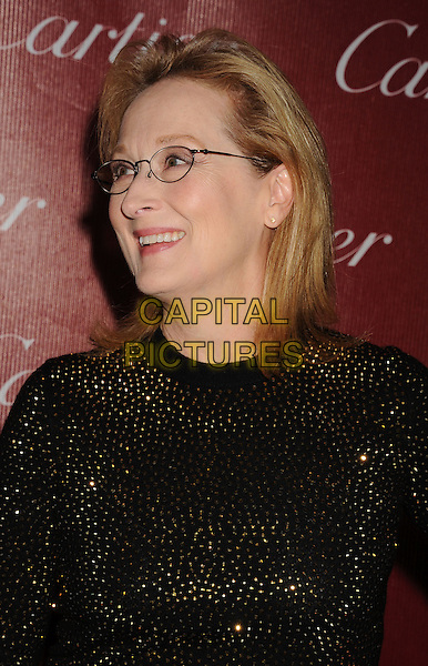 PALM SPRINGS, CA- JANUARY 04: Actress Meryl Streep arrives at the 25th Annual Palm Springs International Film Festival Awards Gala at Palm Springs Convention Center on January 4, 2014 in Palm Springs, California.<br /> CAP/ROT/TM<br /> &copy;Tony Michaels/Roth Stock/Capital Pictures