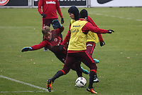 13.12.2016: Eintracht Frankfurt Training