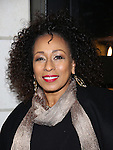 Tamara Tunie attend the Manhattan Theatre Club's Broadway debut of August Wilson's 'Jitney' at the Samuel J. Friedman Theatre on January 19, 2017 in New York City.