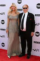 HOLLYWOOD, CA - JUNE 7: Irena Medavoy and Mike Medavoy at the American Film Institute Lifetime Achievement Award Honoring George Clooney at the Dolby Theater in Hollywood, California on June 7, 2018. <br /> CAP/MPI/DE<br /> &copy;DE//MPI/Capital Pictures