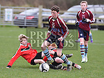 Drogheda Schoolboy league U-13 Tadhg O'Brien. Photo:Colin Bell/pressphotos.ie