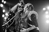 KISS; 1976; LIVE,  NEIL ZLOZOWER