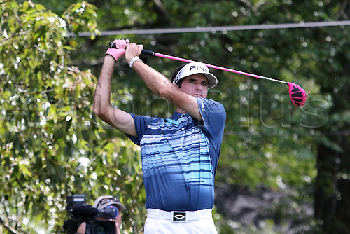23.09.2016. Atlanta, Georgia, USA.    Bubba Watson during the second round of the 2016 PGA Tour Championship at East Lake Golf Club in Atlanta, Georgia.