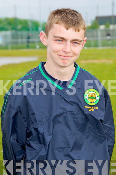 Diarmuid O'Connor member of the Kennedy Cup squad