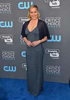 Abbie Cornish at the 23rd Annual Critics' Choice Awards at Barker Hangar, Santa Monica, USA 11 Jan. 2018<br /> Picture: Paul Smith/Featureflash/SilverHub 0208 004 5359 sales@silverhubmedia.com