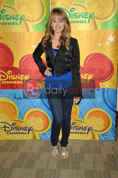 Debby Ryan<br /> at the Disney ABC Television Group Summer Press Junket, ABC Studios, Burbank, CA. 05-15-10<br /> David Edwards/Dailyceleb.com 818-249-4998
