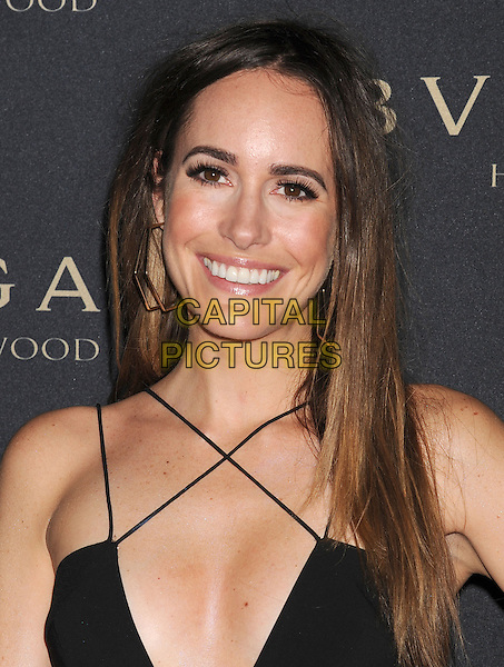 WEST HOLLYWOOD, CA- FEBRUARY 25: TV personality Louise Roe arrives at the BVLGARI 'Decades Of Glamour' Oscar Party Hosted By Naomi Watts at Soho House on February 25, 2014 in West Hollywood, California.<br /> CAP/ROT/TM<br /> &copy;Tony Michaels/Roth Stock/Capital Pictures