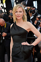 Cate Blanchett at the gala screening for &quot;Girls of the Sun&quot; at the 71st Festival de Cannes, Cannes, France 12 May 2018<br /> Picture: Paul Smith/Featureflash/SilverHub 0208 004 5359 sales@silverhubmedia.com