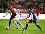 Matthijs de Ligt of Ajax during the UEFA Europa League Final match at the Friends Arena, Stockholm. Picture date: May 24th, 2017.Picture credit should read: Matt McNulty/Sportimage