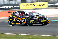 Round 9 of the 2018 British Touring Car Championship.  #27 Dan Cammish. Halfords Yuasa Racing. Honda Civic Type R.