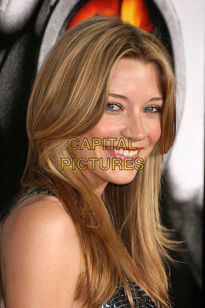 "SARAH ROEMER.""Disturbia"" Los Angeles Premiere at Grauman's Chinese Theatre, Hollywood, California, USA..April 4th, 2007.headshot portrait .CAP/ADM/BP.©Byron Purvis/AdMedia/Capital Pictures"