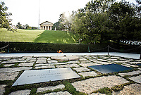 Arlington Cemetery JFK Gravesite Washington DC