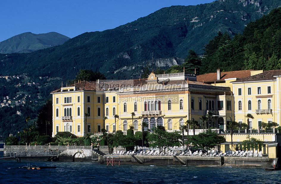 Europe/Italie/Lac de Come/Lombardie/Bellagio: Hôtel Villa Serbelloni