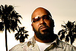 "Marion ""Suge"" Knight Jr, the founder of Death Row Records"