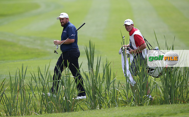 Shane Lowry (IRL) heads to the 9th during Round One of the 2015 BMW International Open at Golfclub Munchen Eichenried, Eichenried, Munich, Germany. 25/06/2015. Picture David Lloyd | www.golffile.ie