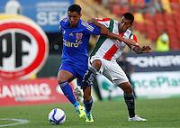 Futbol 2013 Apertura Liguilla Universidad de Chile vs Palestino