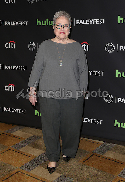 "20 March 2015 - Hollywood, Kathy Bates. The Paley Center For Media's 33rd Annual PaleyFest Los Angeles - Closing Night Presentation: ""American Horror Story: Hotel"" Held at The Dolby Theatre. Photo Credit: F.Sadou/AdMedia"