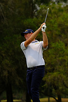 Jamie Arnold (AUS) on the 3rd fairway during round 4 of the Australian PGA Championship at  RACV Royal Pines Resort, Gold Coast, Queensland, Australia. 22/12/2019.<br /> Picture TJ Caffrey / Golffile.ie<br /> <br /> All photo usage must carry mandatory copyright credit (© Golffile   TJ Caffrey)