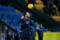 29th December 2019; McDairmid Park, Perth, Perth and Kinross, Scotland; Scottish Premiership Football, St Johnstone versus Ross County; Sean Kelly of Ross County  - Editorial Use