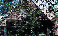 F.L. Wright: House, Oak Park, 188.  Photo '76.