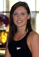 Summer Mortimer Canadian paralympic Swimmer. Photo F. Scott Grant