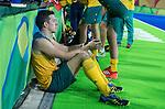 14/08/16 Qtr Final Australia v Netherlands